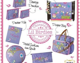 Chirping Lil' Birdies - Nursery Set