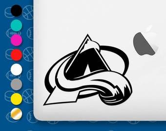 colorado avalanche, avalanche decal, avalanche sticker, avalanche vinyl, colorado decal, colorado sticker, colorado vinyl