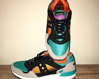 Saucony West NYC Shadow 5000 Tequilla Sunrise