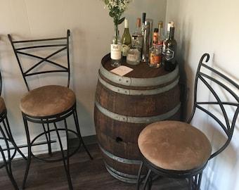 Wine Barrel Kegirator