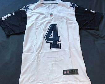 Dallas cowboys #4 prescott rush jersey