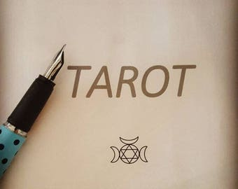 Major Arcana Tarot Course / Curso de Arcanos Mayores Tarot