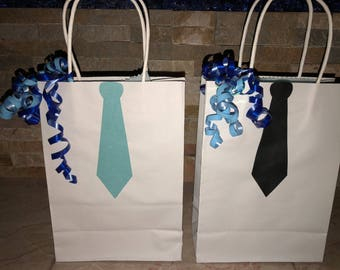Medium Favor Bag - Boss Baby Themed Party
