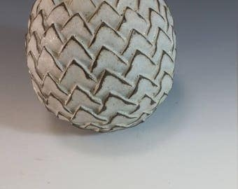 Meduim white dragon egg