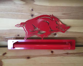 Razorback Towel Rack