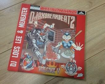 Djax Breakbeatz-DJ Keith Lai & Meneater
