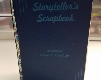 Storytellers Scrapbook Journal