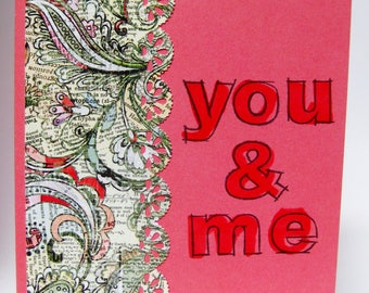 You & Me Cancer Card