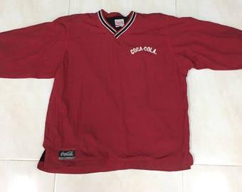 Vintage 1997 COCA COLA Number 11230...Sweatshirt,Clothing, Sweater.