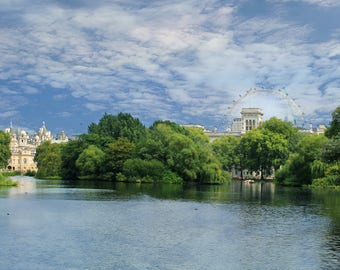 St. James's Park, London, UK.