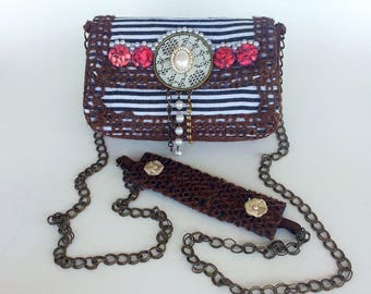 Cross body bag | Small purse
