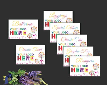 Dot Dot Smile Style Card, DotDotSmile Clothing Style Cards, DDS Style Card, DDS Marketing, Dot Dot Smile Style, Printable Digital DDS50