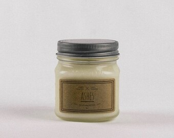 Egyptian Cotton 8oz. Premium Soy Candle