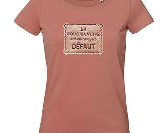 T-shirt Limited Edition organic cotton