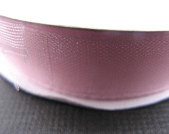 Pink organza Ribbon pale 10 mm - 2 meters
