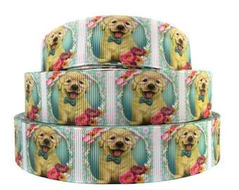POLYESTER Ribbon: dog length 25mm width 100cm (14)