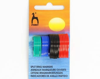 Set of 24 rings marker
