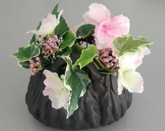 Flower vase handbag