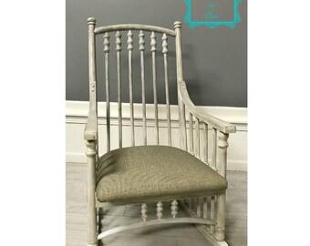 Virginia House Antique rocking chair