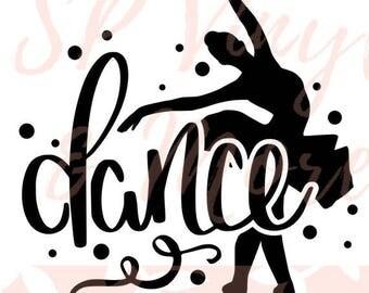 Dance SVG file