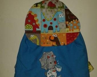 Backpack child custom 2