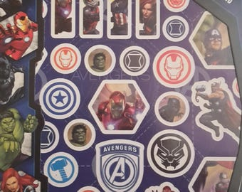 Stickers stickers avengers