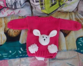 the little bra rabbit newborn