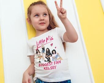 little mix Ultimate Fan unisex T-shirt   childrens/kids toddler #mixers