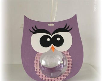 OWL OWL ball 5cm for sweets + collar