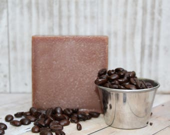 Vanilla Biscotti Latte Bar Soap