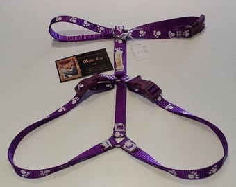 Harness strap nylon for dogs or cats