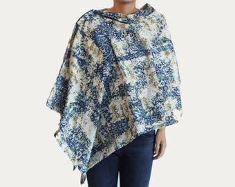 Designer nursing scarf, nursing cover, breastfeeding cover, babyshower gift