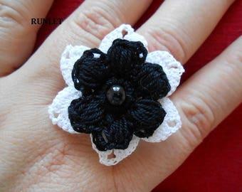 ring crochet