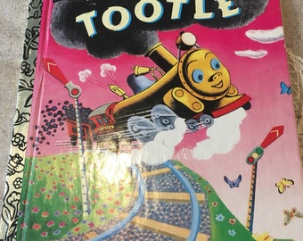 A Little Golden Book: Tootle