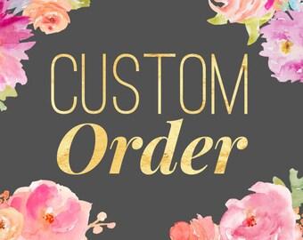 Custom Order Slime -butter slime, crunchy slime, glitter slime, unicorn slime, pom pom slime, fruit slime, fluffy slime, custom slime, slime