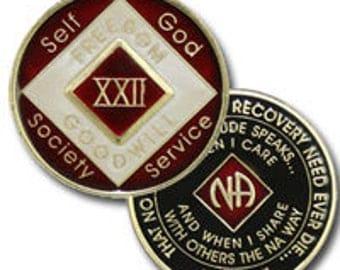 NA Medallion