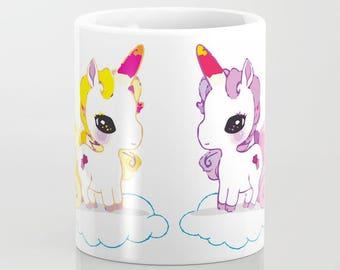 Unicorns Mug, Rainbow, kids, cute, sweet, Mugs, Coffe Mug, Te mug,Best Choice, Original, presents