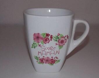 Super MOM Ceramic Mug