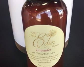 Lavender 8oz Squeeze Bottle