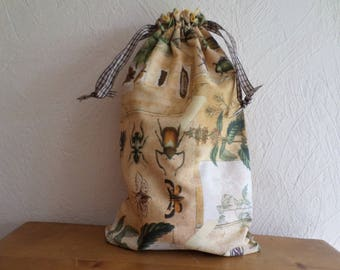pouch made with high quality fabric