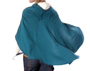 Cape convertible Lady Oscar Turquoise