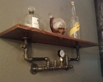 Steampunk Shelf Etsy