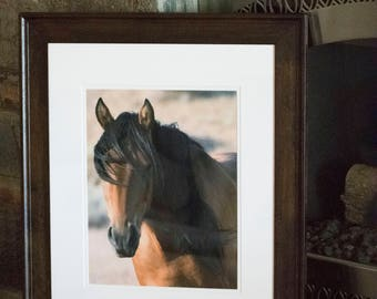 Framed 18x24 Gabby