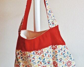 Round handbag!