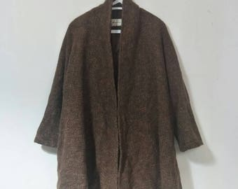 Wool Long Coat ANNE KLEIN 2