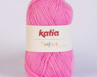 Easter from Katia pink wool