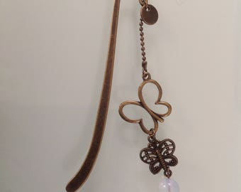 Bronze Butterfly bookmark