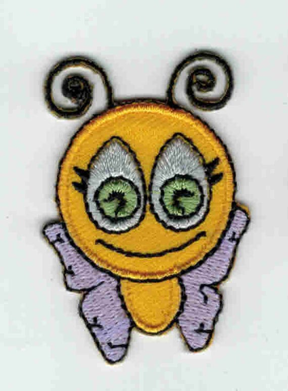 """Patch fusible trend pattern """"Bee"""""""