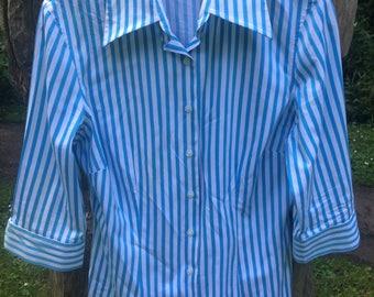 Vintage Tailored Women's Shirt