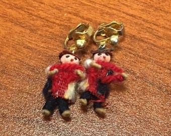 Figural Earrings